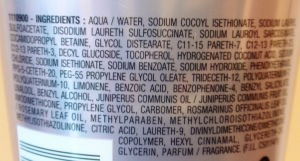 reviewlorealeverpure-champuingredientes